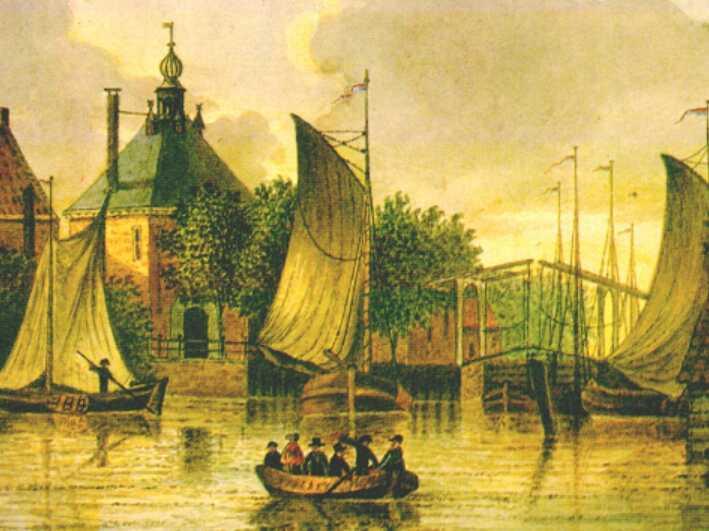 Mallegatsluis 1844