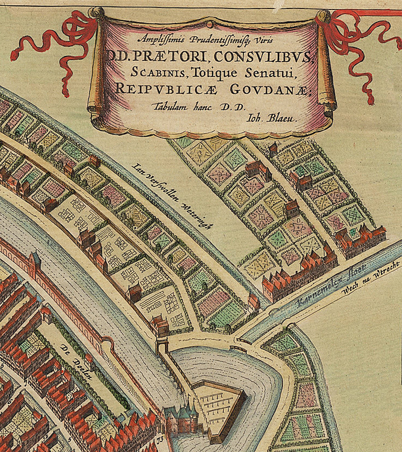 Detali uit Blaeu 1649